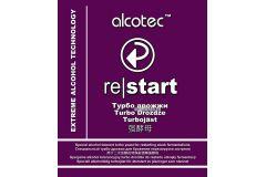 Спиртовые турбо дрожжи Alcotec Re start